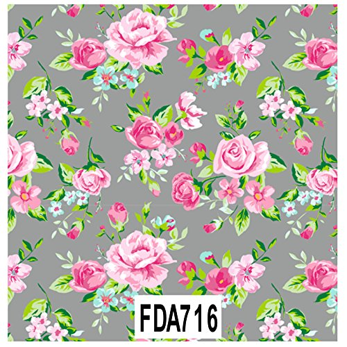 decopatch-decoupage-printed-paper-fda716-grey-background-floral
