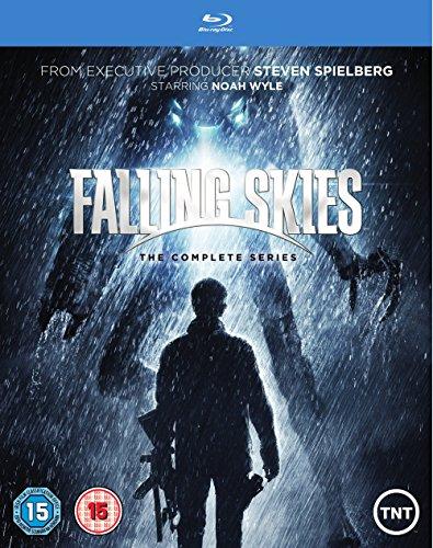 Falling Skies - Seasons 1 [Blu-ray] [Import anglais]