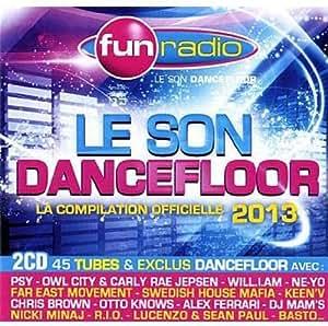 Le Son Dancefloor 2013 (2 CD)