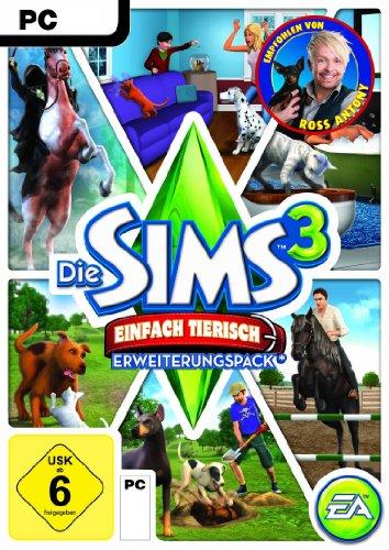 Die Sims 3 Einfach tierisch Erweiterungspack