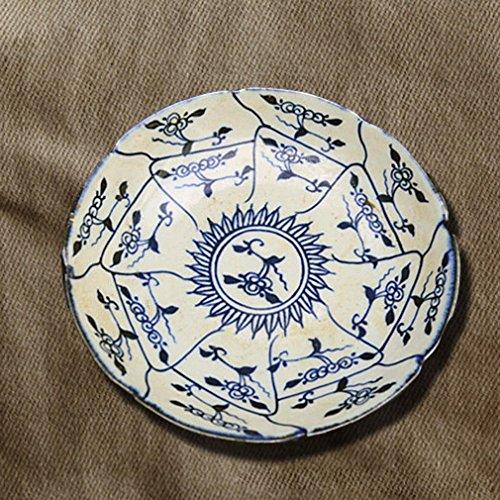 DD Antike Porzellan SpäTen Qing-Dynastie Ofen Blau und Weiß Pangu Keramik Antiken AntiquitäTen Junk Alte Waren Keramik Ornamente,A - Dynasty Spas