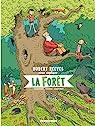 Hubert Reeves nous explique, tome 2 : La forêt par Casanave