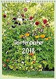 Gartenplaner (Wandkalender 2018 DIN A4 hoch): mein kleiner Garten (Planer, 14 Seiten ) (CALVENDO Hobbys) [Kalender] [Apr 01, 2017] TinaDeFortunata, k.A.