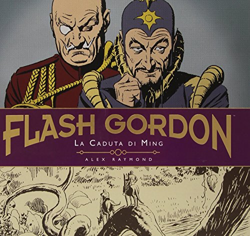 La caduta di Ming. Flash Gordon: 3