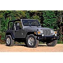 Jeep Wangler TJ (1997-2006) - Owner manual (English Edition)
