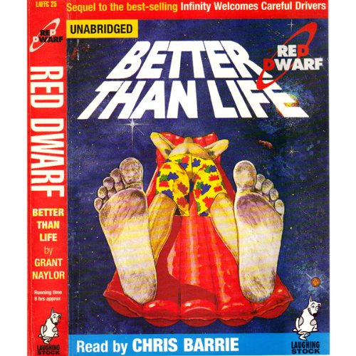 Image of Red Dwarf: Better Than Life