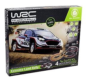 slot: WRC Extreme Land Rally, Color Negro (Fábrica De Juguetes 91001.0)