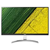 Acer RC271Usmipuzx 27 Inch WQHD Monitor, Black