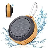 Bluetooth Speaker Waterproof Shower Speaker - Hcman Wireless - Best Reviews Guide