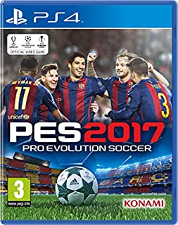 PES 2017 (PS4) (B01H8XH4PU) | Amazon Products