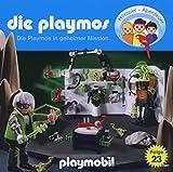 Simon X. Rost & Florian Fickel: Die Playmos / Folge 23 / Die Playmos in Geheimer Mission (Audio CD)