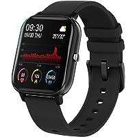 (Renewed) Fire-Boltt SpO2 Full Touch 1.4 inch Smart Watch 400 Nits Peak Brightness Metal Body 8 Days Battery Life with…