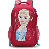 Skybags Frozen 04 32 Ltrs Pink Casual Backpack (Frozen 04)