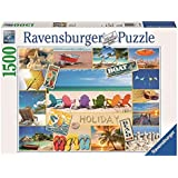 Ravensburger RAVENSbURGER 1500 Teile Puzzle Happy Holiday