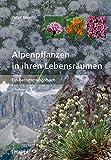 Alpenpflanzen in ihren Lebensräumen: Ein Bestimmungsbuch - Peter Mertz