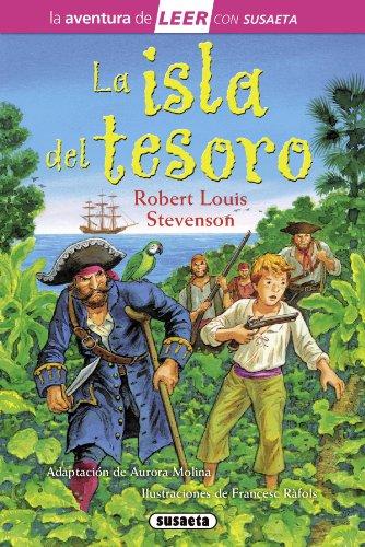 La isla del tesoro (La aventura de LEER con Susaeta - nivel 3) por Robert Louis Stevenson