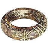 Wooden bangles bracelets natural wood fi...