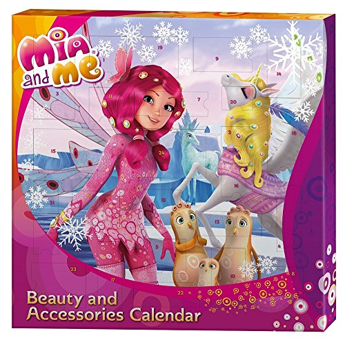 Mia and Me Mia\'s Beauty Adventskalender 2016, 1er Pack (1 x 24 Stück)