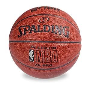 Palla da Basket Spalding NBA Platinum ZK Pro - Misura 7 - Prodotto Originale