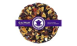 """N° 1171: Tè alla frutta in foglie """"Frutta Estiva"""" - 250 g - GAIWAN® GERMANY - tè in foglie, mela, rosa canina, ibisco, sambuco, ananas, papaia, fiore di malva blu, arancia"""