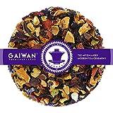 """Núm. 1171: Té de frutas """"Frutas de verano"""" - hojas sueltas - 100 g - GAIWAN® GERMANY - manzana, rosa mosqueta, hibisco, saúco, piña y papaya, malva azul, naranja"""