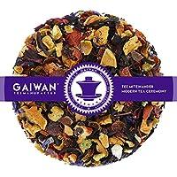 """No. 1171: Fruit tea loose leaf """"Summer Fruits"""" - 250 g (8.82 oz) - GAIWAN® GERMANY - apple, rose hip, hibiscus, elderberries, pineapple, papaya, blue mallow flowers, orange"""
