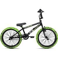 KS Cycling BMX Freestyle 20'' Circles mit Muddy-Reifen