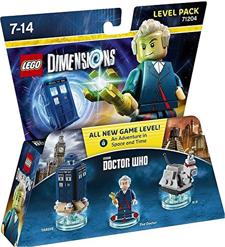 Price comparison product image LEGO Dimensions, Doctor Who, Level Pack