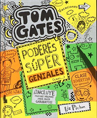 Tom Gates: Poderes sper geniales (casi...)