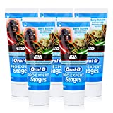 Oral-B Stages Kinder-Zahncreme 75ml Star Wars