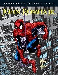 Modern Masters Volume 18: John Romita Jr.: John Romita Jr. v. 18 (Modern Masters (TwoMorrows Publishing)) by John Romita Jr. (2008-08-07)