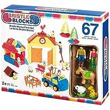 Bristle Block Farm Set (67 Pieces) by Bristle Blocks