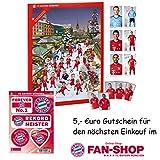 Fussball Adventskalender 2015 Fc Bayern Bvb Und Mehr