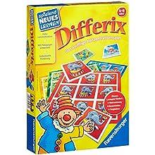 "Ravensburger 25069 1 ""Differix"" Game"
