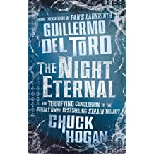 Night Eternal. by Guillermo del Toro, Chuck Hogan