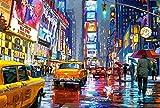 Castorland C-103911-2 Times Square Puzzle Multicolore 1000 pièces