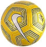 Nike Neymar Strike Fußball, Amarillo/White/Black, 5