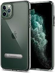 Spigen Ultra Hybrid S Serisi Kılıf iPhone 11 Pro ile Uyumlu/TPU AirCushion Teknoloji/Ekstra Koruma - Crystal Clear