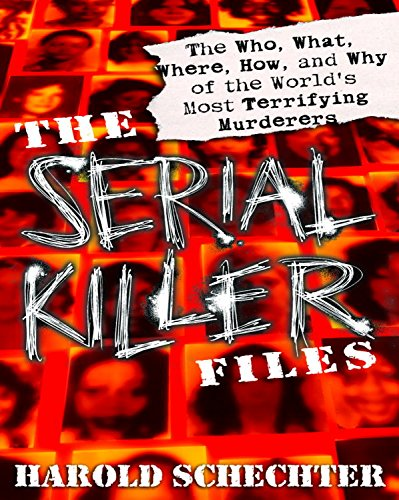 an analysis of serial killer who mostly have a reason behind the murders Serial killer motives (mostly serial killers) was the wrong person convicted in the atlanta child murders recommended advertise with us about.