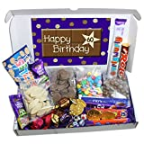 60th Birthday Large Chocolate Gift Box