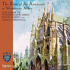 The Feast of Ascension at Westminster Abbey