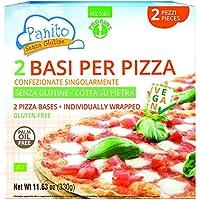 Probios Base Pour Pizza à L'Huile d'Olive Vierge Extra (Sans Gluten) Bio 330 g