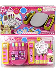 Barbie Nail Art Station