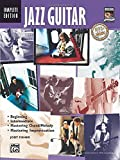 Jazz Guitar, Complete Edition (Book & CD) by Jody Fisher (2010) Paperback