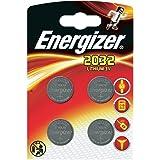 Energizer CR2032Piles Bouton au Lithium–(Lot de 4)