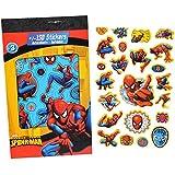 150tlg. XL - Set Sticker / Aufkleber - Disney Spiderman - Kinder Kind klein Spider Man z.B. für Stickeralbum Stickerblock / Kindersticker - Stickermappe