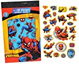 Sticker Spiderman - Kinder Kind klein Spider Man z.B. für Stickeralbum Stickerblock / Kindersticker - Stickermappe