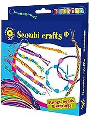 Idea Regalo - Playbox - Scoubi Crafts, Rendere Il Vostro Scoubidou (PL2471046)