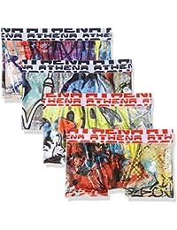 Athena Graffiti, Boxer Garçon, (lot de 4 )