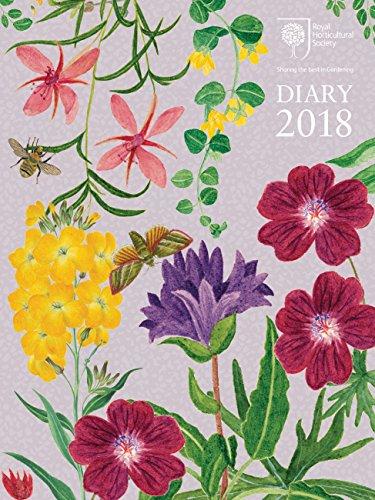 Royal Horticultural Society Desk Diary 2018 (Diaries 2018) por RHS